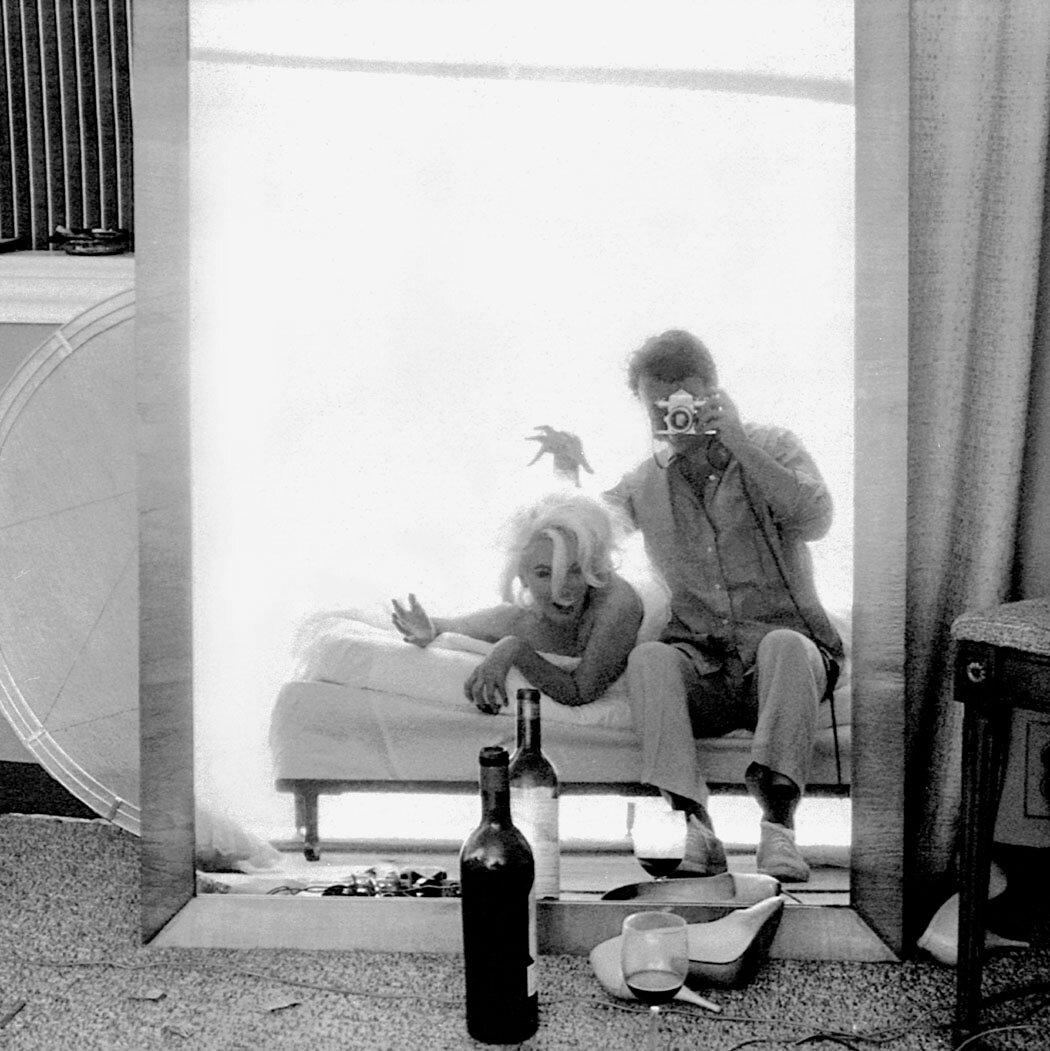 Bert and Marilyn