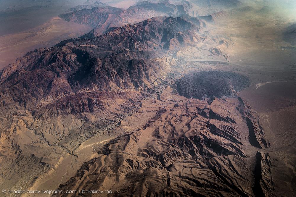 В небе над Ираном