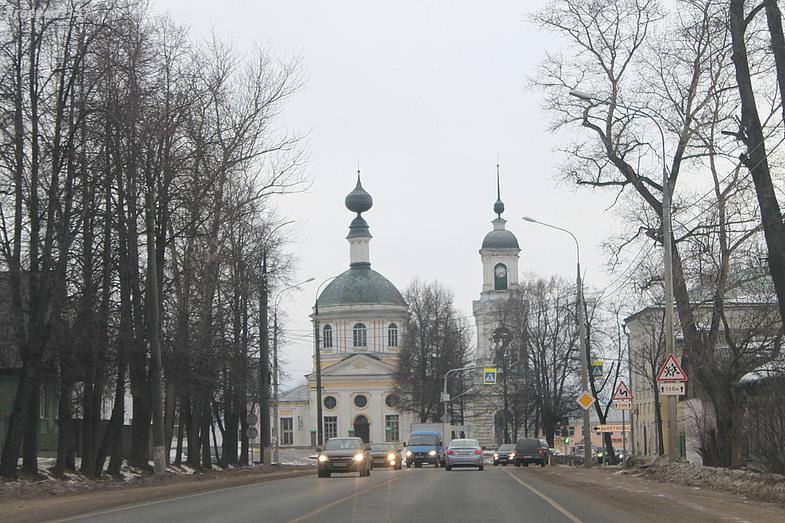 Новый год в Костроме