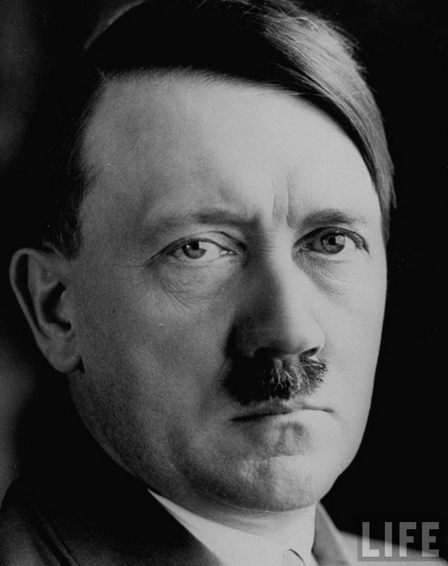 Портрет Гитлера, 1932 г.
