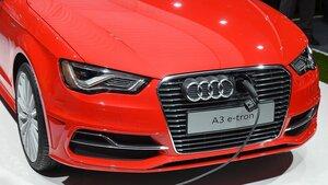 Audi вступит в гонку электрокаров в 2017 году