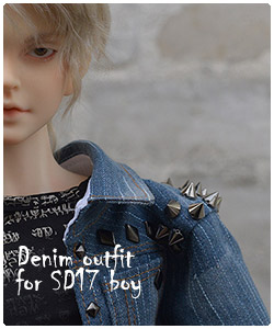denim outfit for sd17