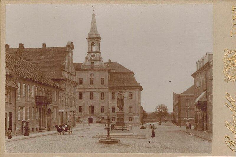 1890с Тильзит Площадь Шенкендорфа.jpg
