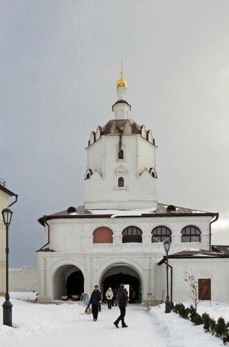 Ворота Свияжского Богородице-Успенского монастыря