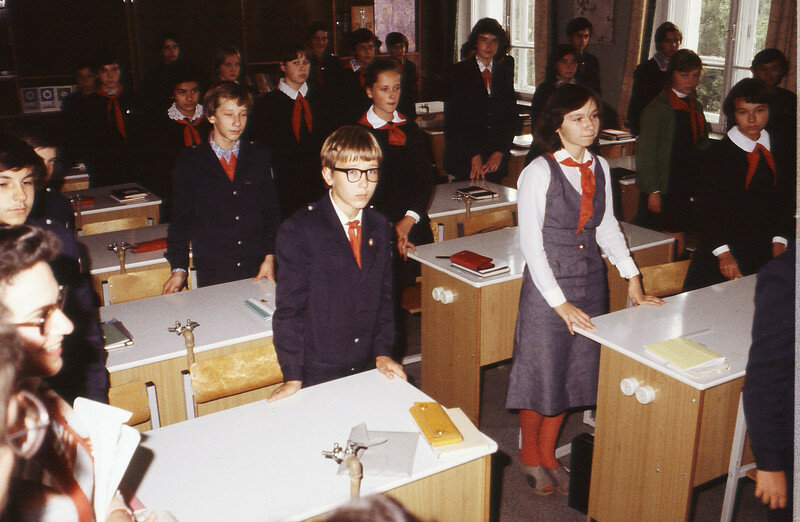 Картинки школьных лет в ссср