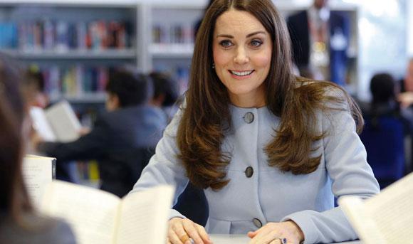 Кейт Миддлтон будет присутствовать на съемках картины «Аббатство Даунтон»