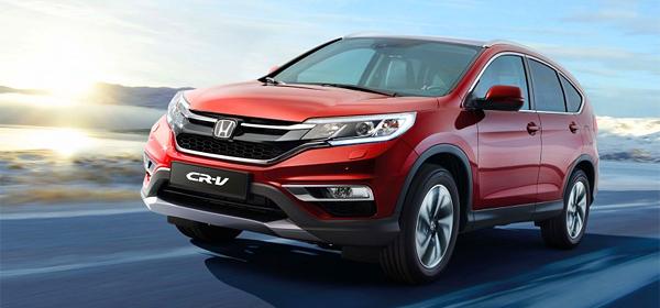 Honda раскрыла технические детали обновленного CR-V для климатических условий России