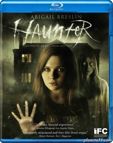 Лимб / Haunter (2013/BDRip/HDRip)