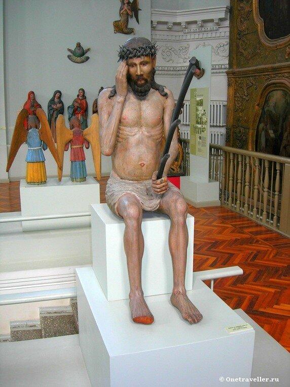 Пермская государственная художественная галерея. Страсти Христовы