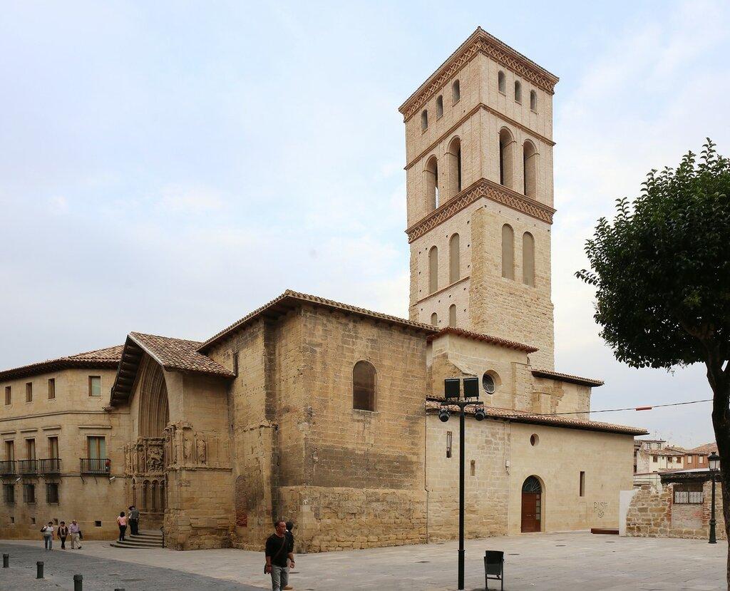 Логроньо. Церковь Святого Варфоломея (Iglesia de San Bartolomé)