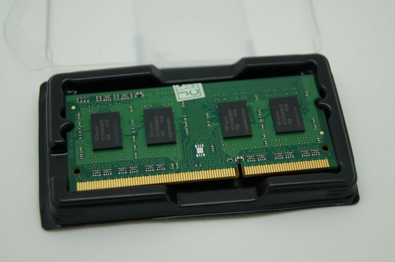 TinyDeal: Планка памяти KINGSTON KVR16LS11/4 4GB DDR3 2Rx8