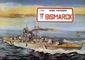 "Журнал GPM 028 - Линкор \""Bismarck\"""