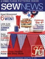 Книга Книга Sew News - June/July 2013