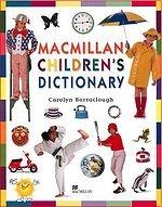 Книга Macmillan Childrens Dictionary