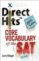 Книга Direct Hits Core Vocabulary of the SAT: Volume 1