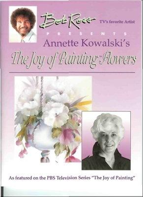 Книга The Joy Of Painting Flowers