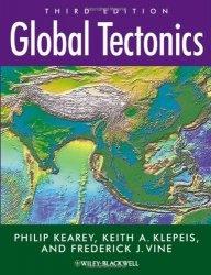 Книга Global Tectonics
