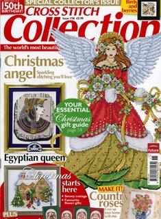 Журнал Журнал Cross Stitch Collection N150