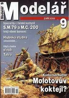 Журнал Modelar 2005 No 9