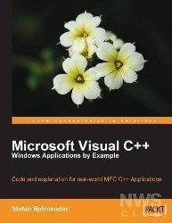 Книга Microsoft Visual C++ Windows Applications by Example