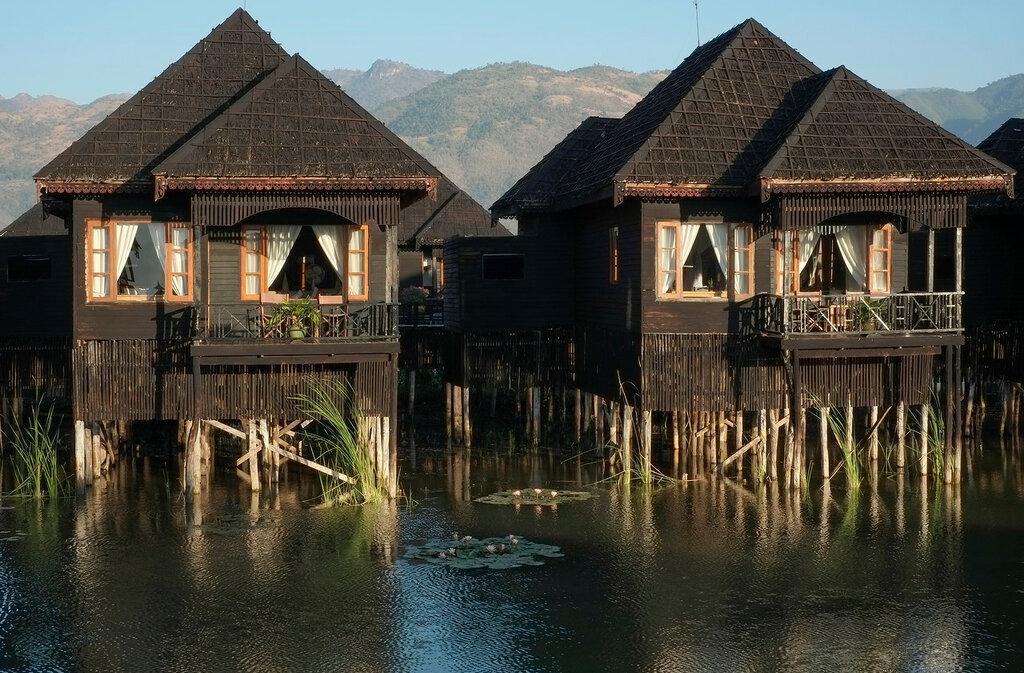 """Отель """"Myanmar Treasure Inle Lake"""""""