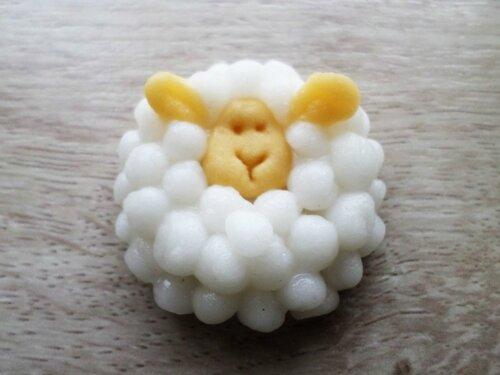 Кулон Пушистая овечка