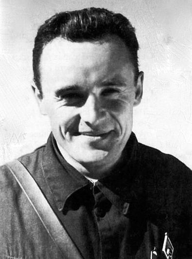 Сергей Королёв. 1934 год