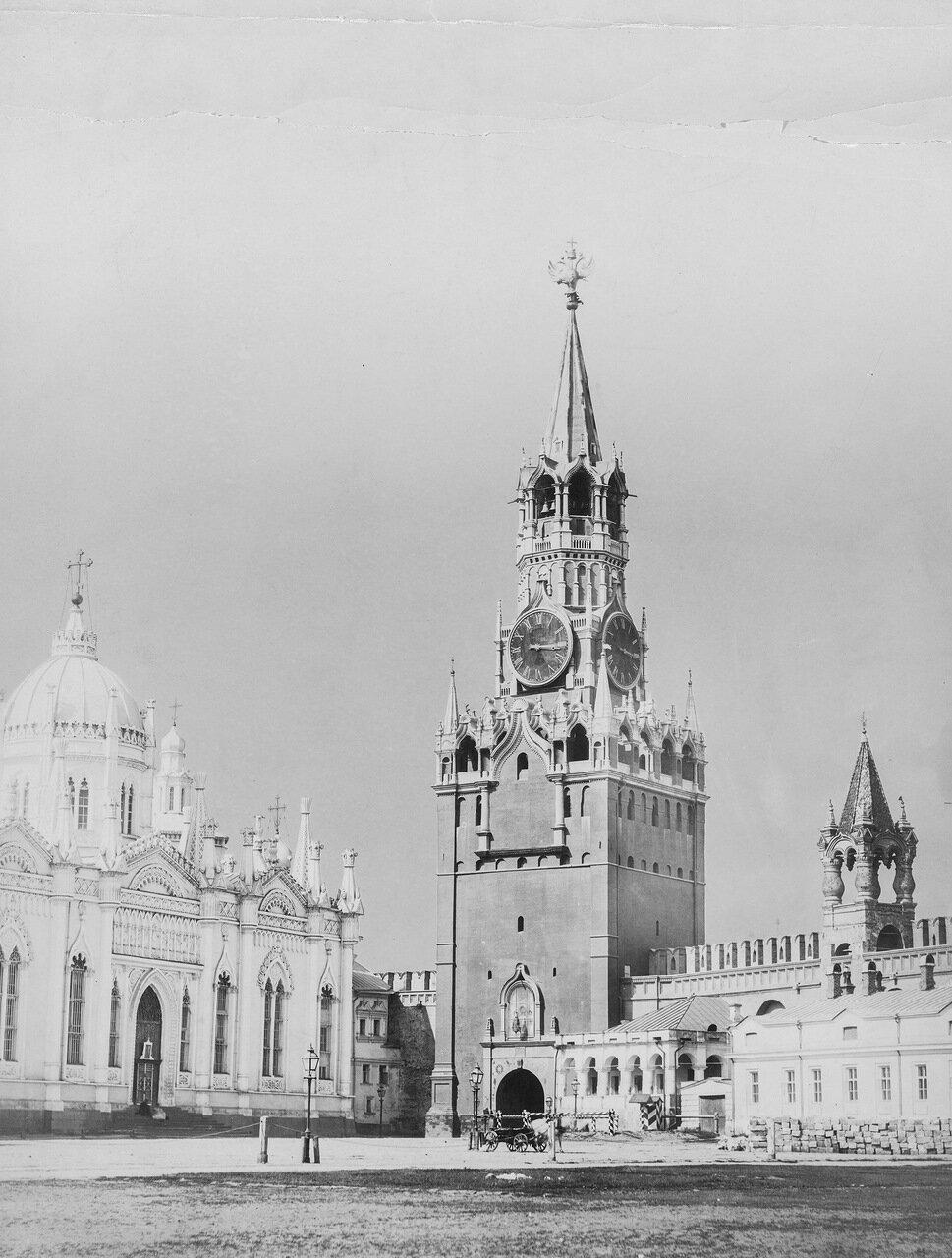 20. Спасская башня