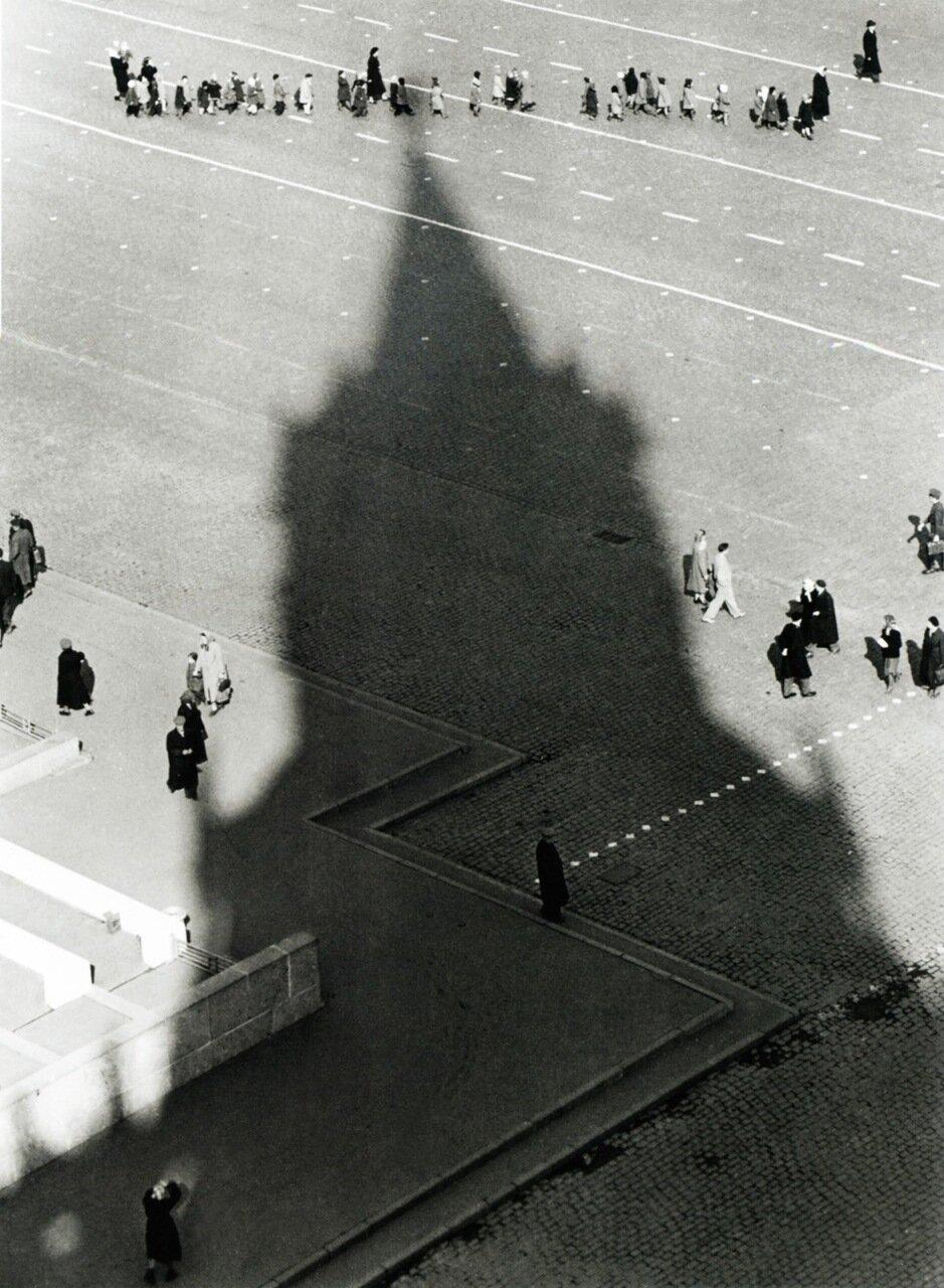 1950. Красная площадь