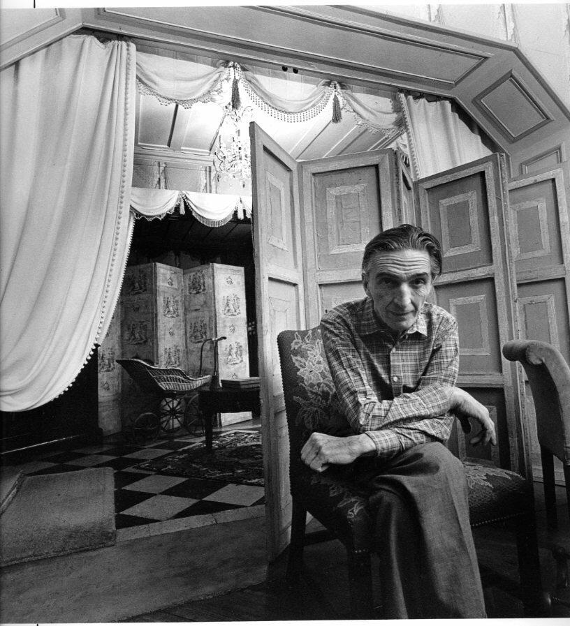 1960. Жан Фотрие