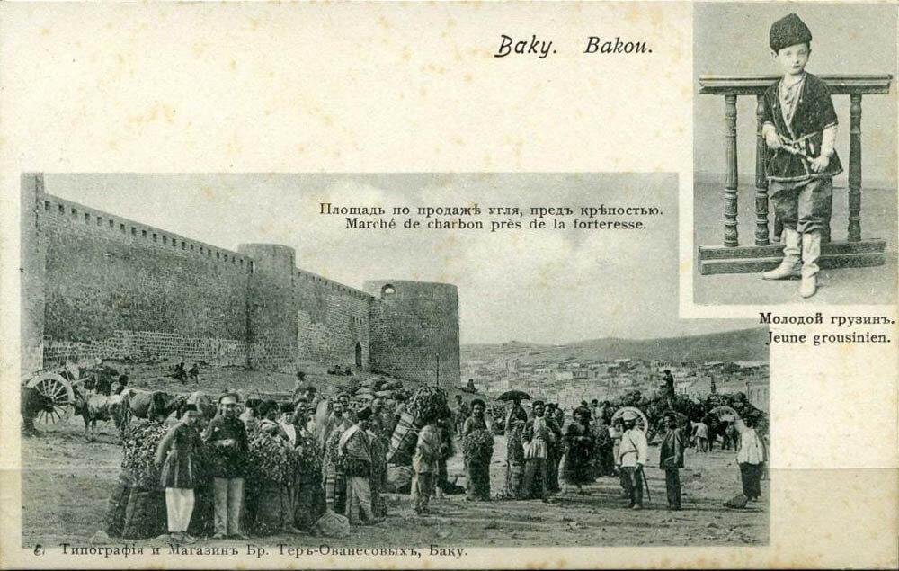 Николаевская площадь перед крепостью