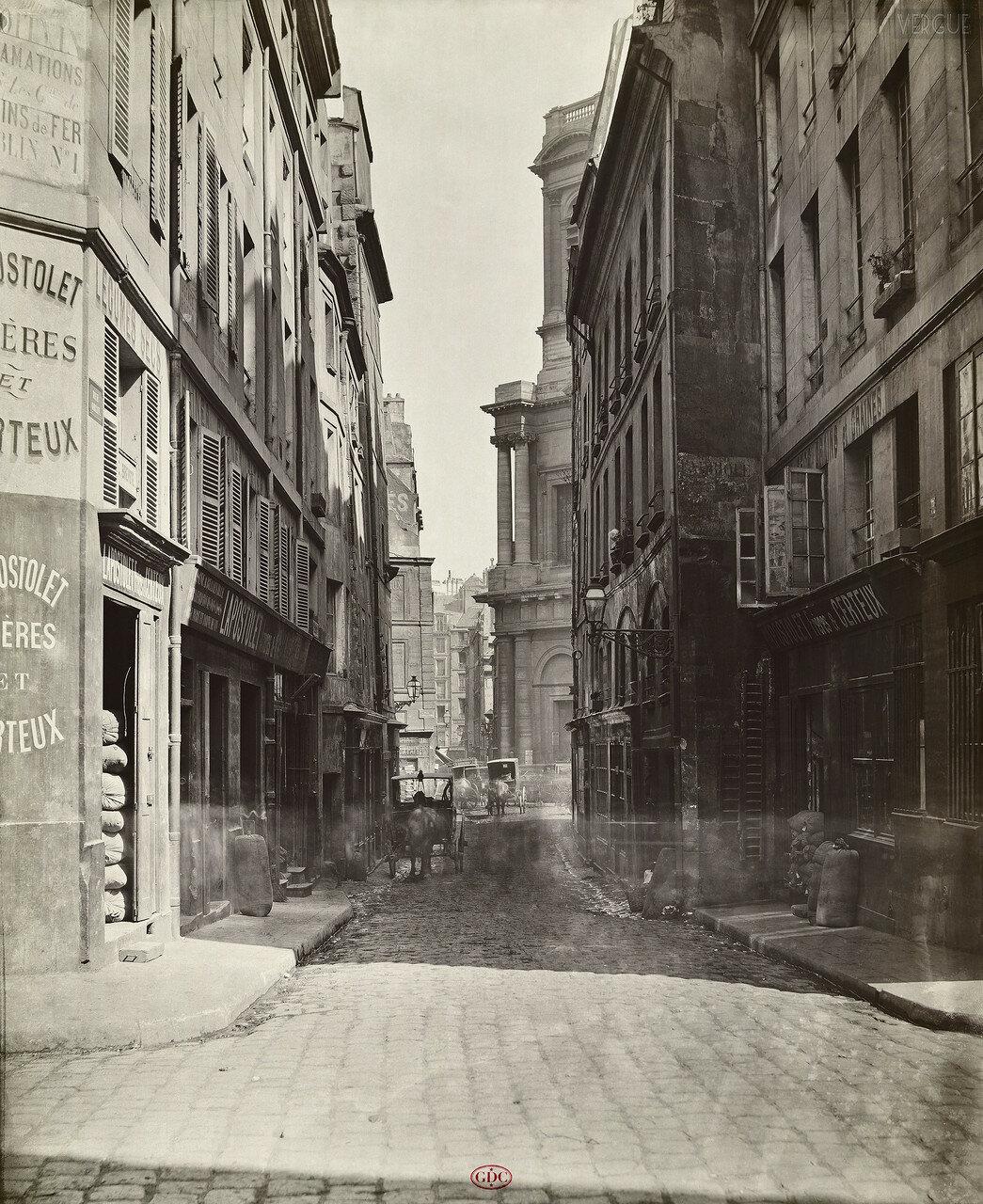 Рю Облин. 1868
