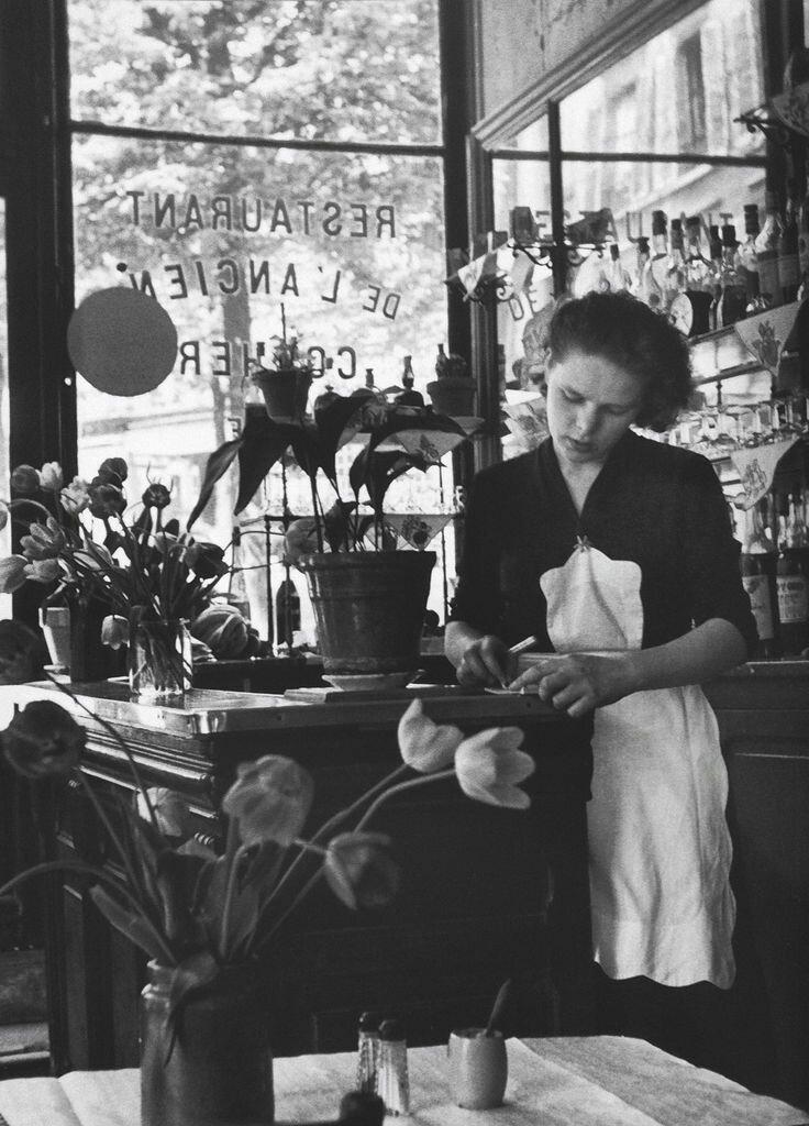 1952. Париж