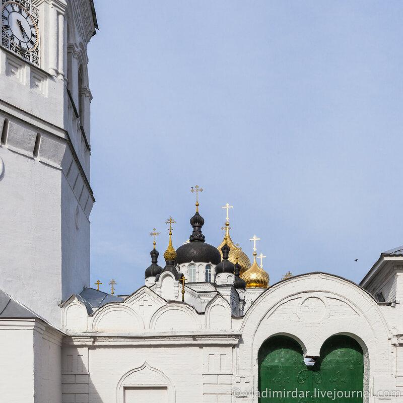 Богоявленско-Анастасиин женский монастырь. Кострома.