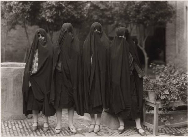 Maynard Owen Williams - Persian Girl's School, 1931.jpg