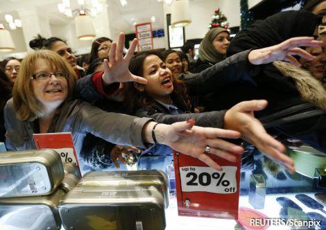 Доказано, что на распродажах часто приобретаются вредные продукты