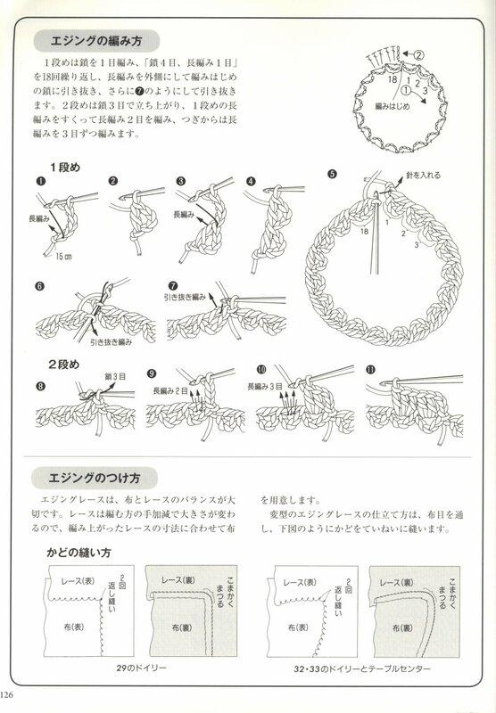 河岛京子钩编作品50例 - 编织幸福 - 编织幸福的博客