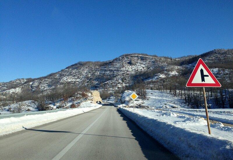 Острог в Черногории