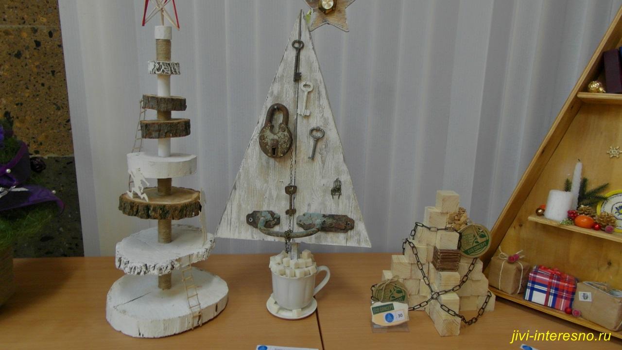 Арт-елки от Ростовских дизайнеров