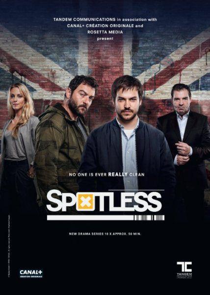 Чистота / Spotless (1 сезон/2015/HDRip)