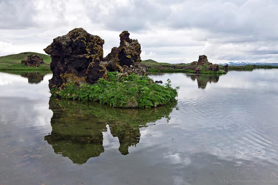 1. Окрестности Комариного озера.