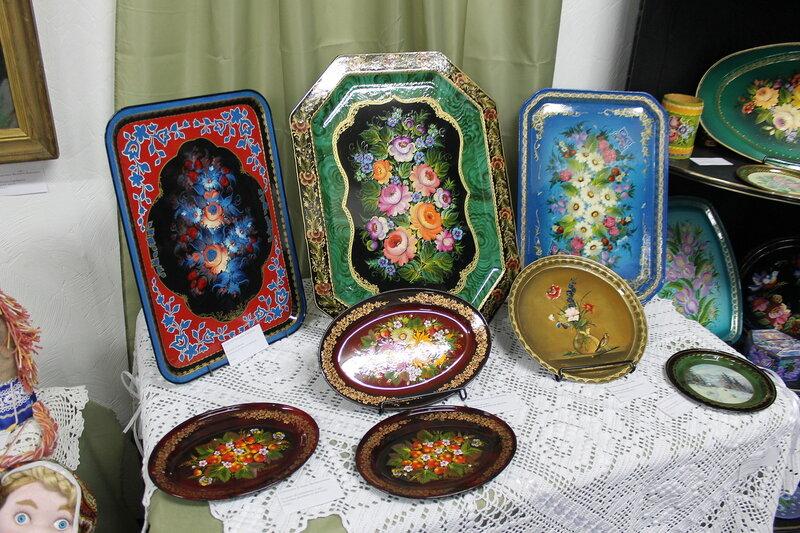 """Выставка """"Тагильская мастерица"""""""