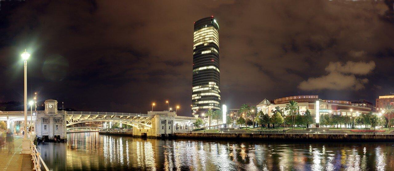 Бильбао. Башня Ибердрола (Torre Iberdrola)