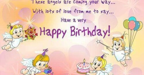 Beautiful card happy birthday online