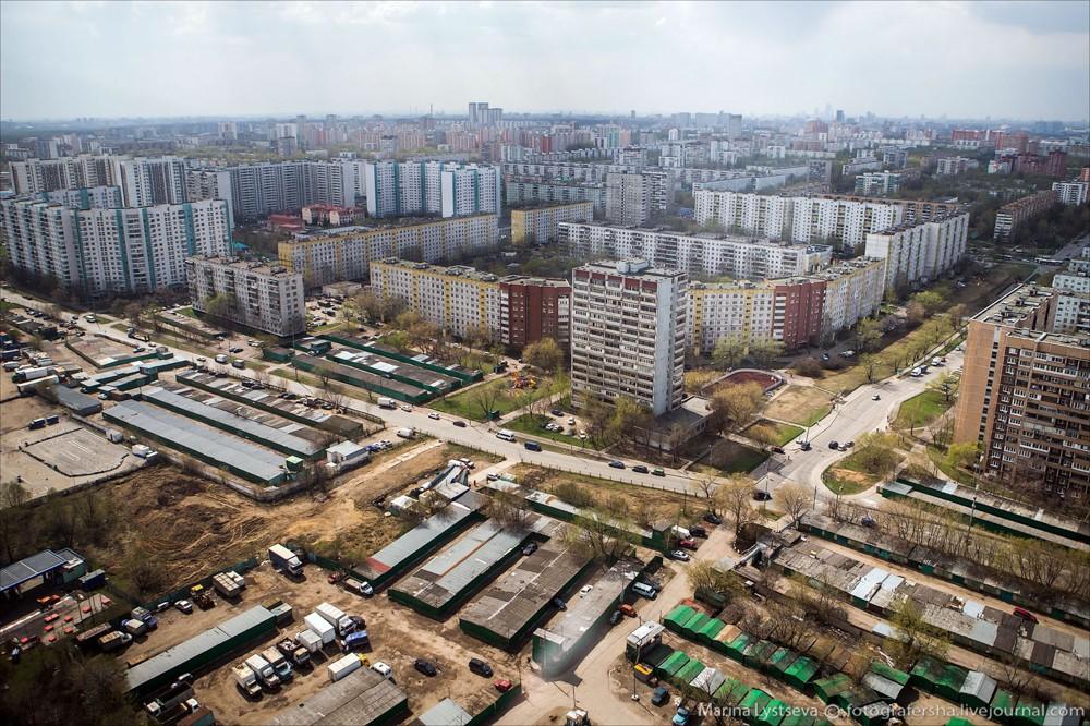 50. Красноярская улица.
