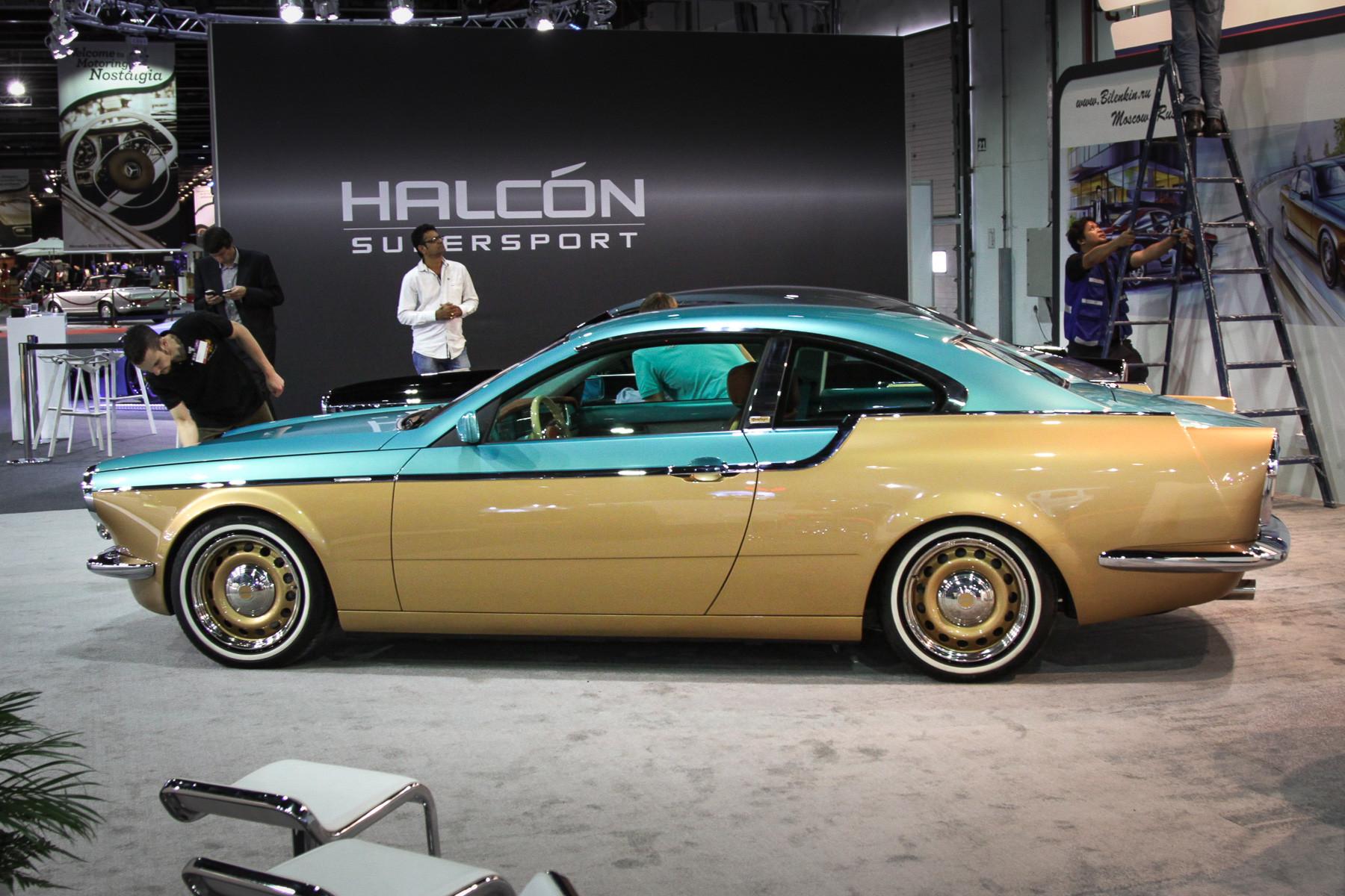 Итак, в основе показанных машин марки «Биленкин» — старые BMW 3-й серии прошлого поколения (кузов Е9