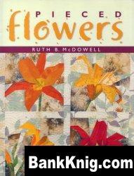 Книга Pieced Flowers
