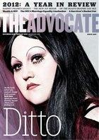 Журнал The Advocate №12-1 (декабрь-январь), 2012-2013 / US