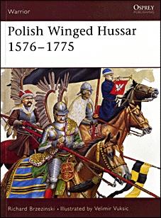 Книга Osprey - Warrior 94 - Polish Winged Hussar 1576 - 1775