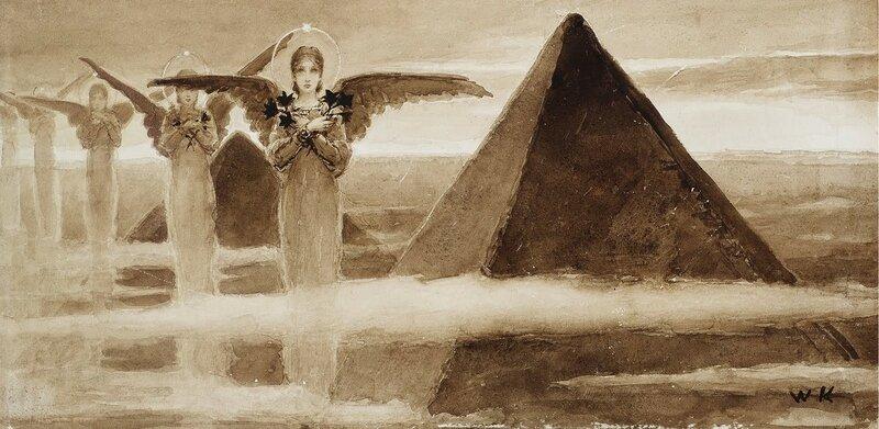 Ангелы пирамид